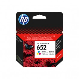 Kartuša HP 652 Color / Original