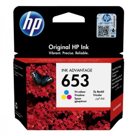 Kartuša HP 653 Color / Original