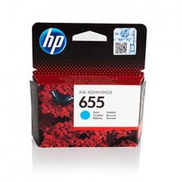 Kartuša HP 655 Cyan / Original
