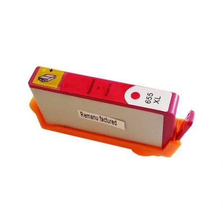 Kartuša HP 655 Magenta XL