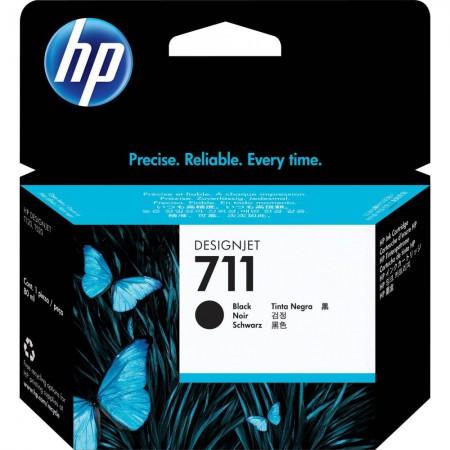 Kartuša HP 711 Black / XL kapaciteta / Original