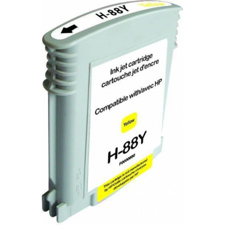 Kartuša HP 88 XL Yellow