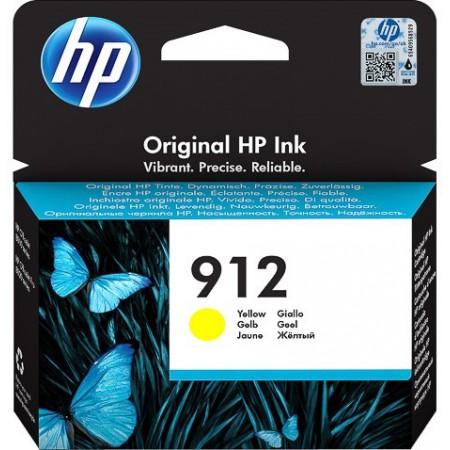 Kartuša HP 912 Yellow / Original