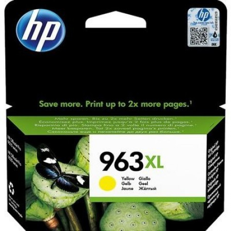 Kartuša HP 963 XL Yellow / Original