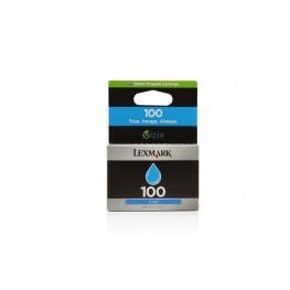 Kartuša Lexmark 100 Cyan / Original