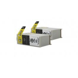 Kartuša Lexmark 100 XL Black / Dvojno pakiranje