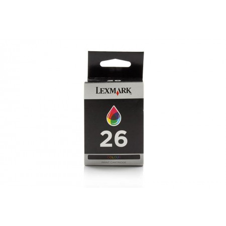 Kartuša Lexmark 26 Color / Original