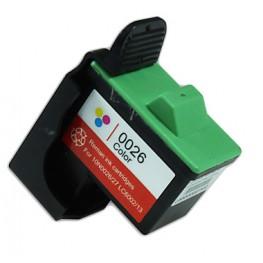 Kartuša Lexmark 26 XL ali Lexmark 27 XL Color