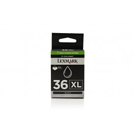 Kartuša Lexmark 36 XL Black / Original