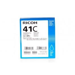 Kartuša Ricoh GC41C Cyan HC / 405762 / Original