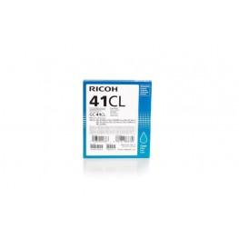 Kartuša Ricoh GC41C Cyan LC / 405766 / Original