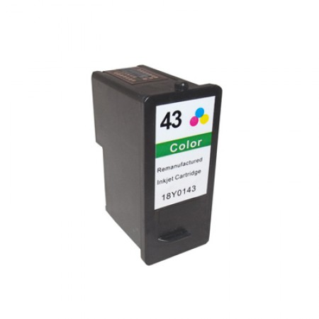 Kartuša Lexmark 43 XL Color