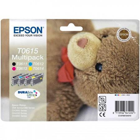 Komplet kartuš Epson T0615 / Original