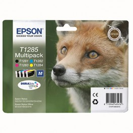 Komplet kartuš Epson T1285 / Original