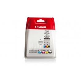 Komplet kartuš Canon CLI-571 (BK,C,M,Y) / Original