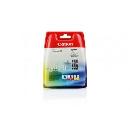 Komplet kartuš Canon CLI-8 (C/M/Y) / Original