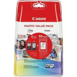 Komplet kartuš Canon PG-540 XL in CL-541 XL + Foto papir / Original