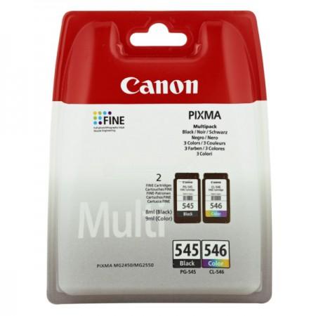 Komplet kartuš Canon PG-545 in CL-546 / Original