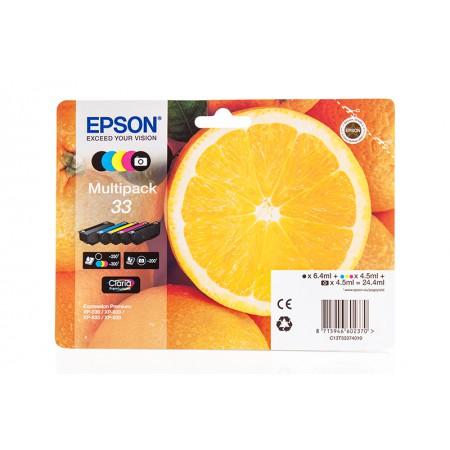 Komplet kartuš Epson 33 / Original