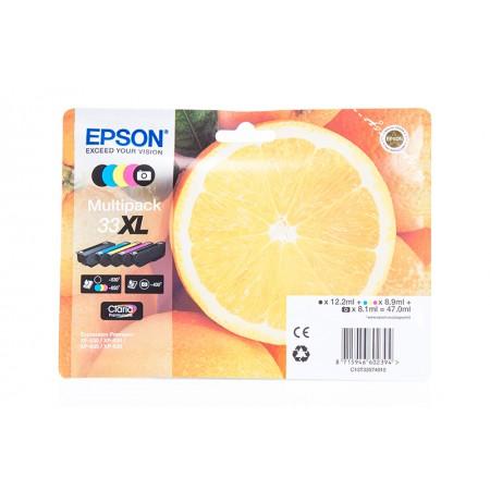 Komplet kartuš Epson 33 XL / Original