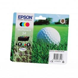 Komplet kartuš Epson 34 / Original