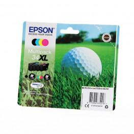 Komplet kartuš Epson 34 XL / Original