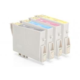 Komplet kartuš Epson T0556 XL (CMYK)