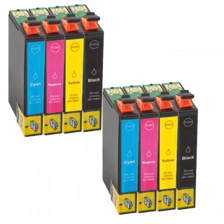 Komplet kartuš Epson T1285 XL (Dvojno pakiranje)