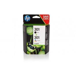 Komplet kartuš HP 301 / Original