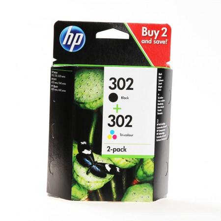 Komplet kartuš HP 302 / Original