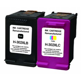 Komplet kartuš HP 302 XL