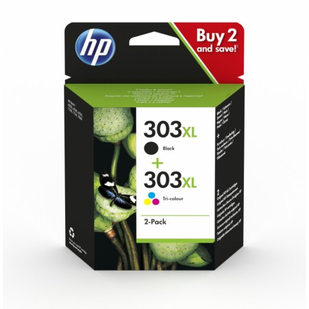 Komplet kartuš HP 303 XL / Original