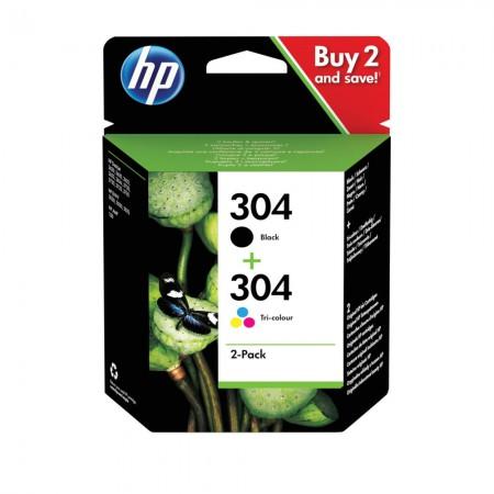 Komplet kartuš HP 304 / Original