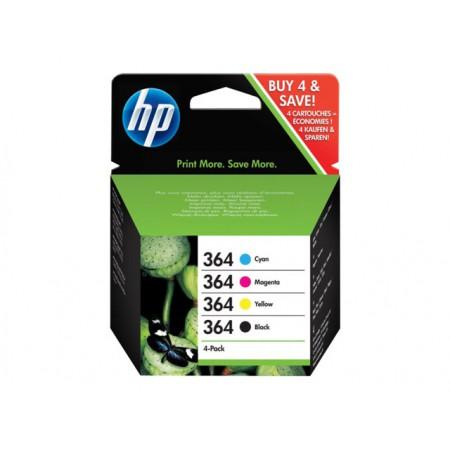 Komplet kartuš HP 364 / Original