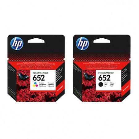 Komplet kartuš HP 652 / Original