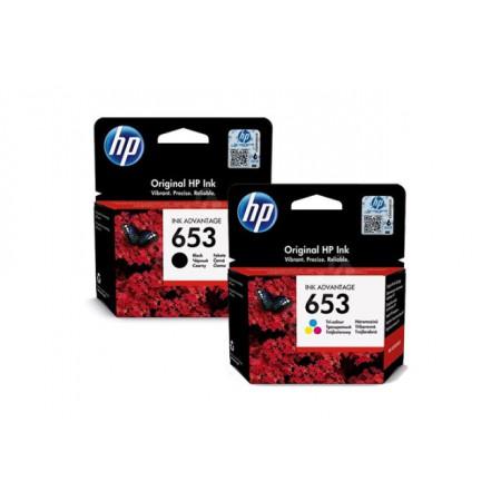 Komplet kartuš HP 653 / Original