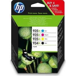 Komplet kartuš HP 934 XL in HP 935 XL / Original