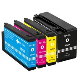 Komplet kartuš HP 950 XL in HP 951 XL