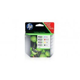 Komplet kartuš HP 932 XL in HP 933 XL / Original