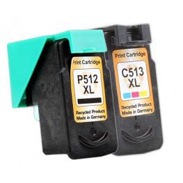 Komplet kartuš Canon PG-512 in CL-513