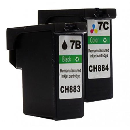 Komplet kartuš Dell CH883 in Dell CH884 XXL