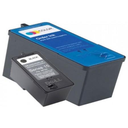 Komplet kartuš Dell WP322 in Dell UK852 / Original