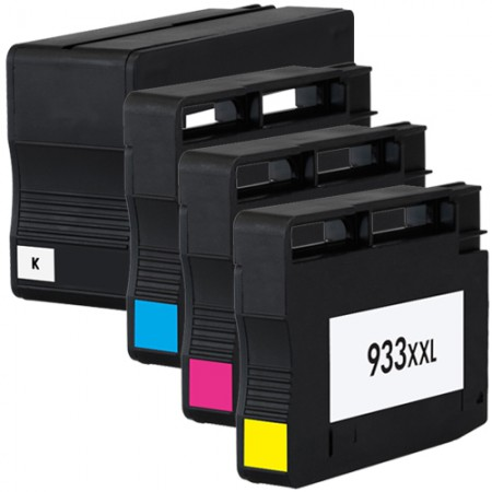 Komplet kartuš HP 932 XL in HP 933 XL