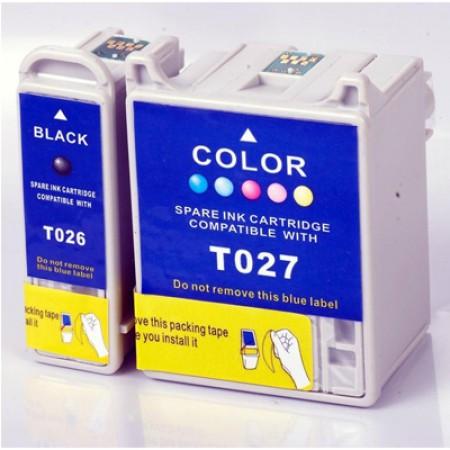 Komplet kartuš Epson T026 in T027