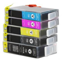 Komplet kartuš HP 364 XL (5 kartuš)