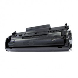 Toner HP Q2612A 12A Black