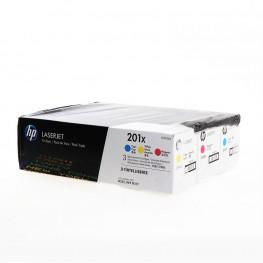 Komplet barvnih tonerjev HP CF253XM (CF401X, CF402X, CF403X) / Original