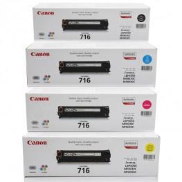 Komplet tonerjev Canon CRG-716 / Original