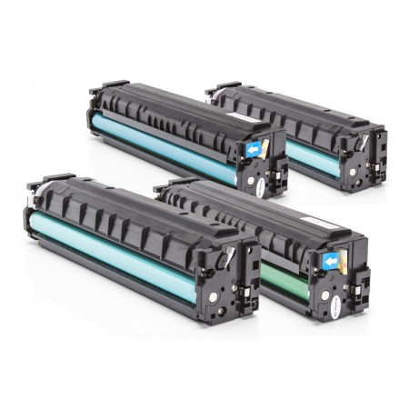 Komplet tonerjev HP 201X (CF400X, CF401X, CF402X, CF403X)
