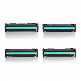 Komplet tonerjev HP 203X (CF540X, CF541X, CF542X, CF543X)